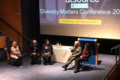 Outsource UK Diversity Matters conference 2020