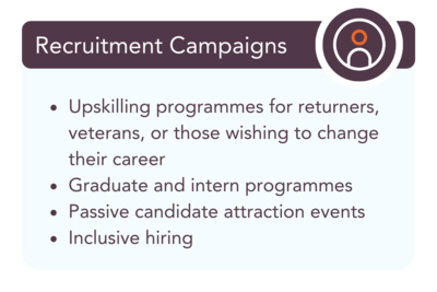 Outsource UK Inclusion & Diversity Recruitment Campaigns - taking care of everything, for everyone