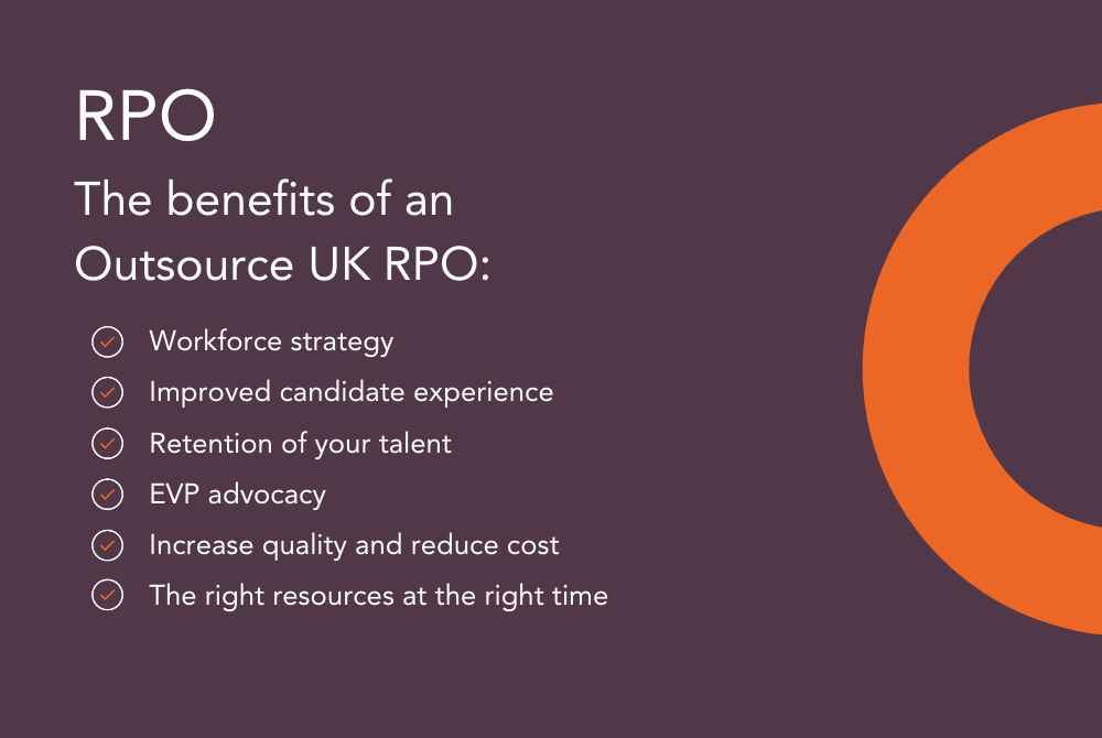 The benefits of an Outsource UK RPO