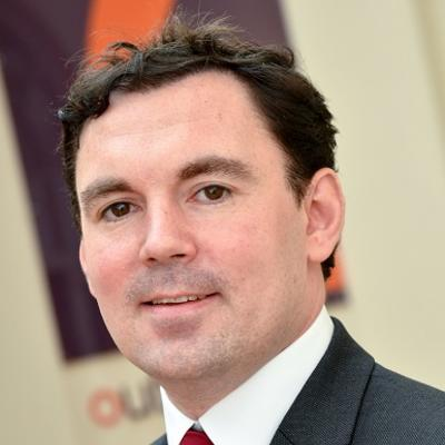 Mark Harris ~ Director of Client Services, Outsource UK